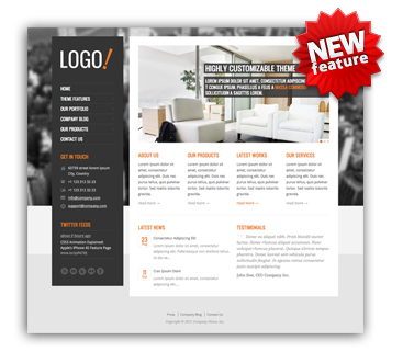 RT-Theme 15 Premium WordPress Theme